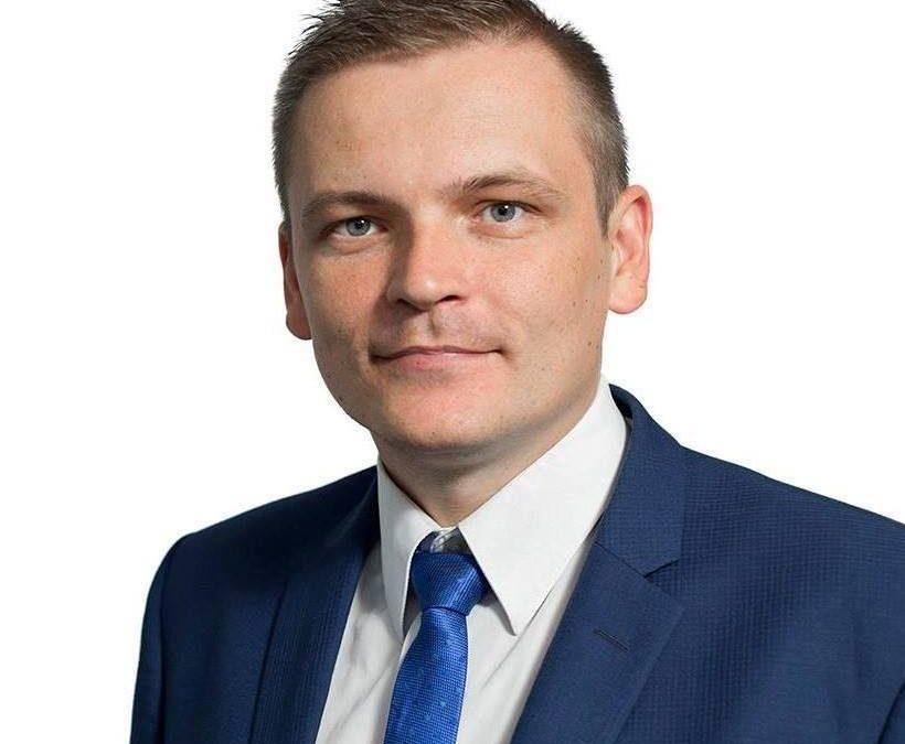 Łukasz Molak na szefa Rady Miasta